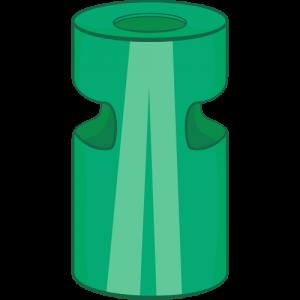Proposition de cendriers adaptés